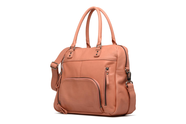 Handtaschen Nat & Nin Macy rosa schuhe getragen