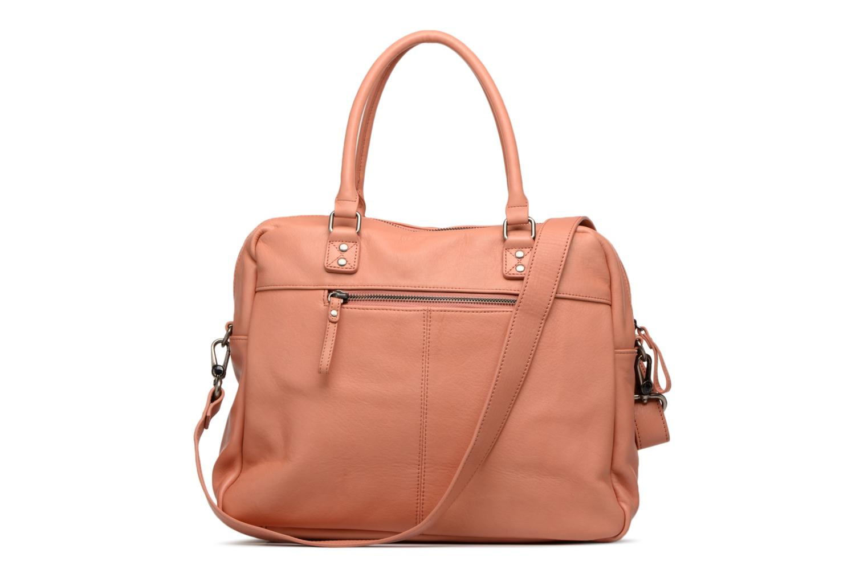 Handtaschen Nat & Nin Macy rosa ansicht von vorne
