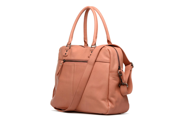 Handtaschen Nat & Nin Macy rosa ansicht von rechts