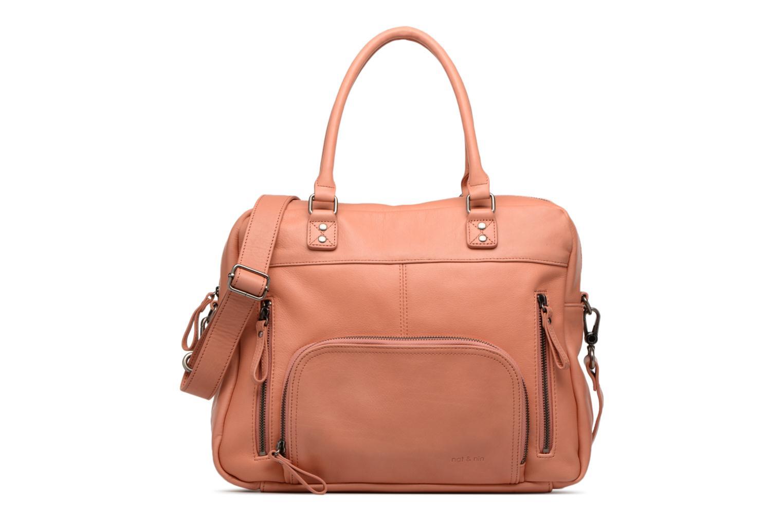 Handtassen Nat & Nin Macy Roze detail