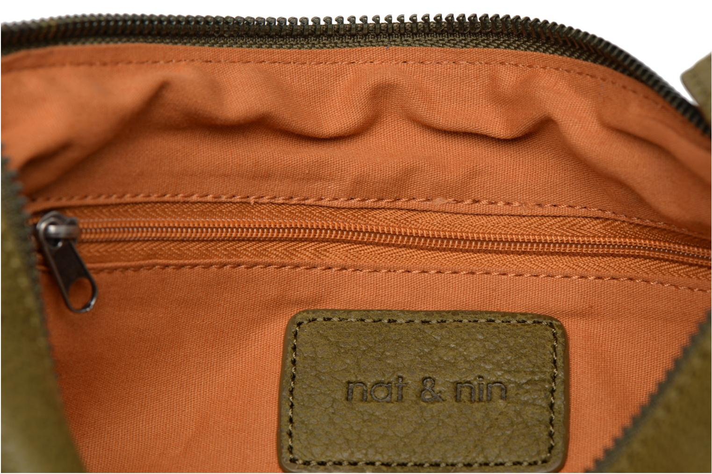 Handtassen Nat & Nin Vicky Groen achterkant