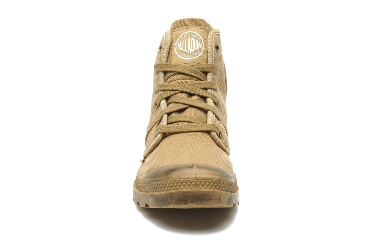Sneakers Palladium Pallabrousse h Beige model