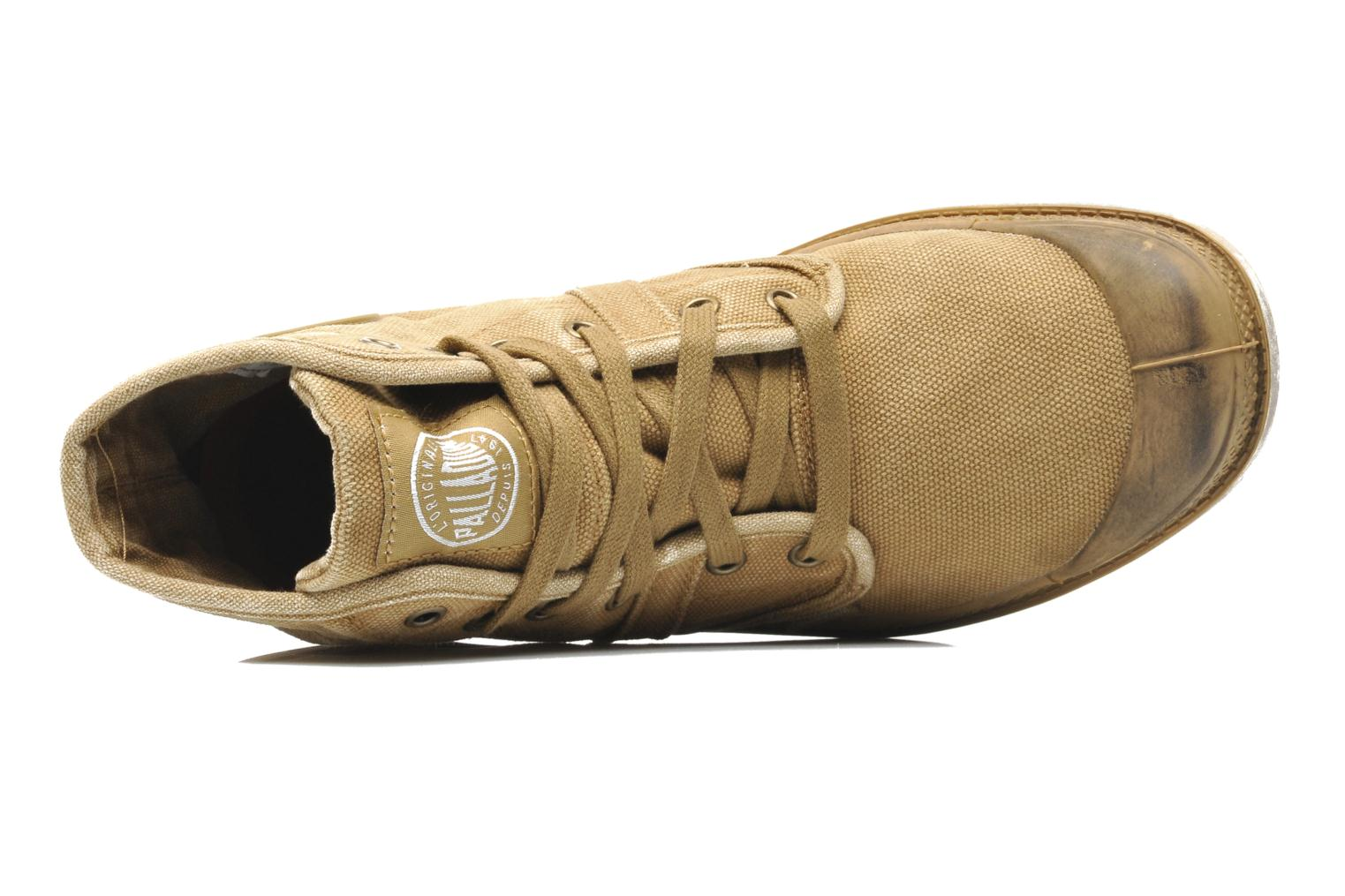 Sneakers Palladium Pallabrousse h Beige links