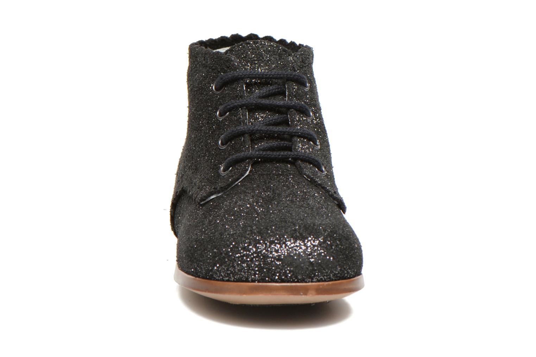 Bottines et boots Little Mary Vivaldi Argent vue portées chaussures