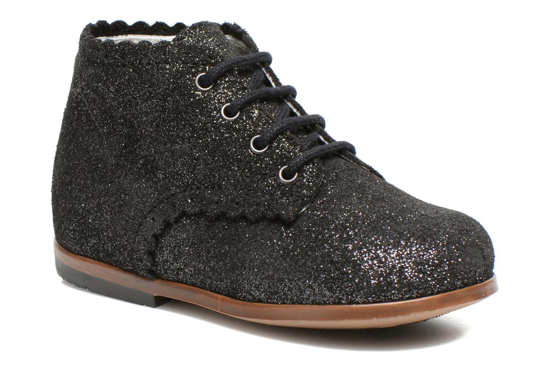 Boots en enkellaarsjes Little Mary Vivaldi Zilver detail