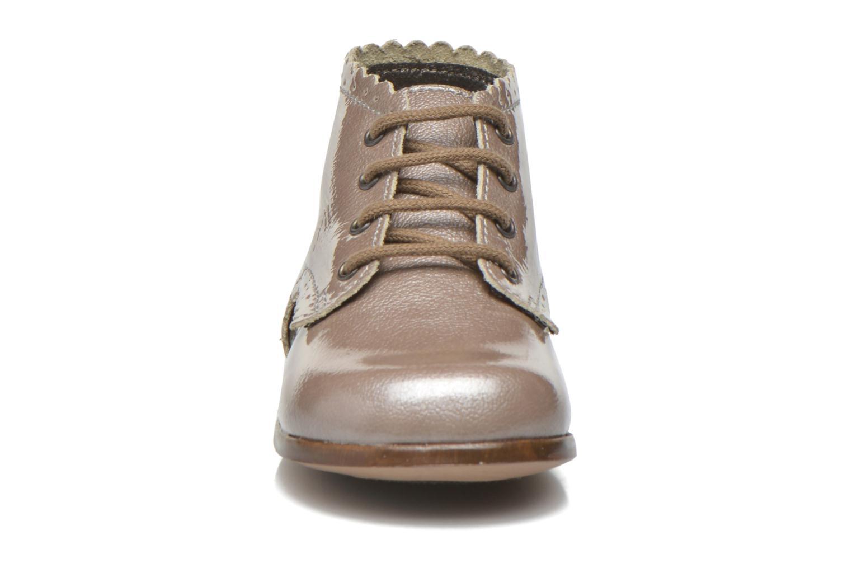Bottines et boots Little Mary Vivaldi Beige vue portées chaussures