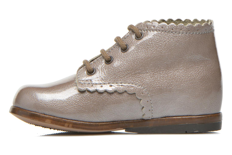 Stiefeletten & Boots Little Mary Vivaldi beige ansicht von vorne