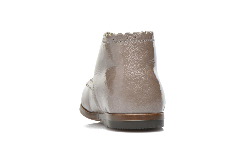 Boots en enkellaarsjes Little Mary Vivaldi Beige rechts