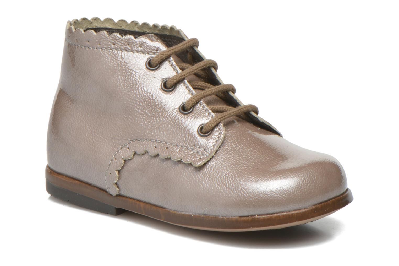 Bottines et boots Little Mary Vivaldi Beige vue détail/paire