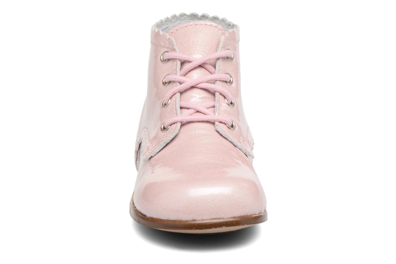 Ankelstøvler Little Mary Vivaldi Pink se skoene på