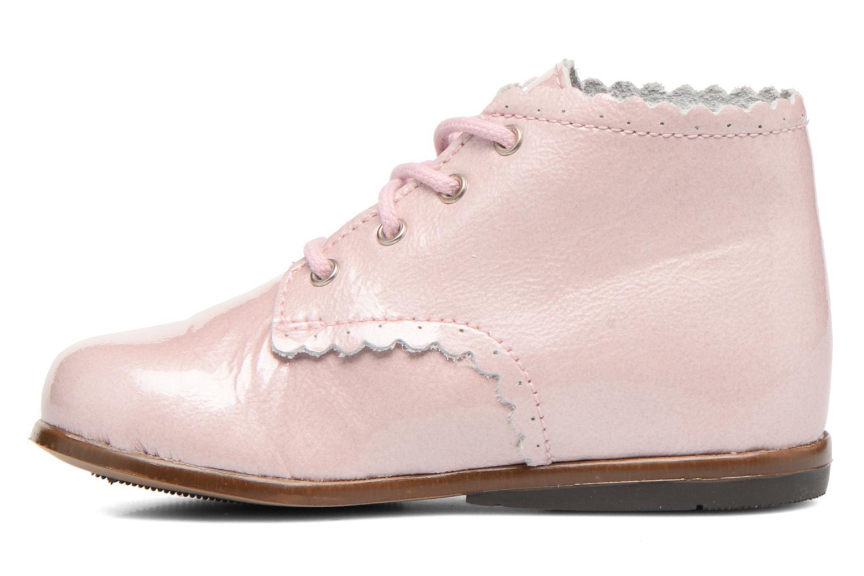 Bottines et boots Little Mary Vivaldi Rose vue face