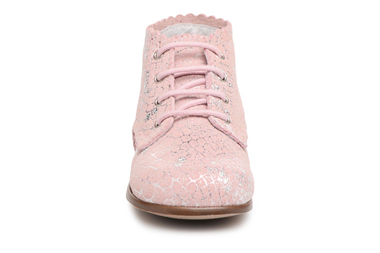 Bottines et boots Little Mary Vivaldi Rose vue portées chaussures