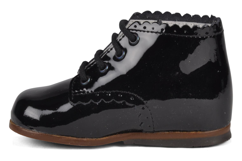 Stiefeletten & Boots Little Mary Vivaldi schwarz ansicht von vorne
