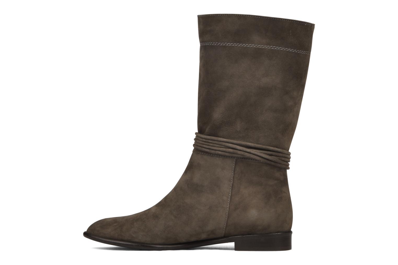 Bottines et boots JB MARTIN Rapa Marron vue face