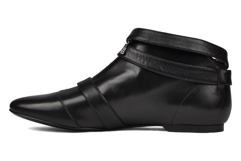 Boots en enkellaarsjes Belle Guam Zwart voorkant