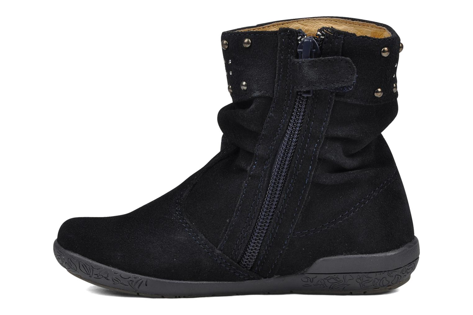 Ankle boots Naturino Naturino 3255 Blue front view