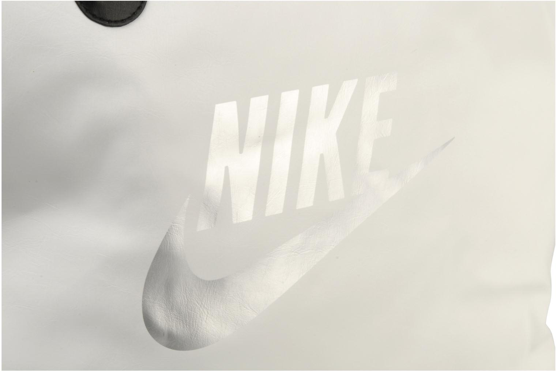 Borsa da palestra Nike Heritage SI Tote Bianco immagine sinistra