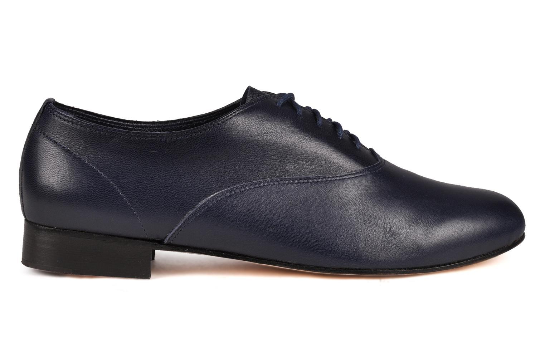Chaussures à lacets Bloch Astaire Beige vue derrière