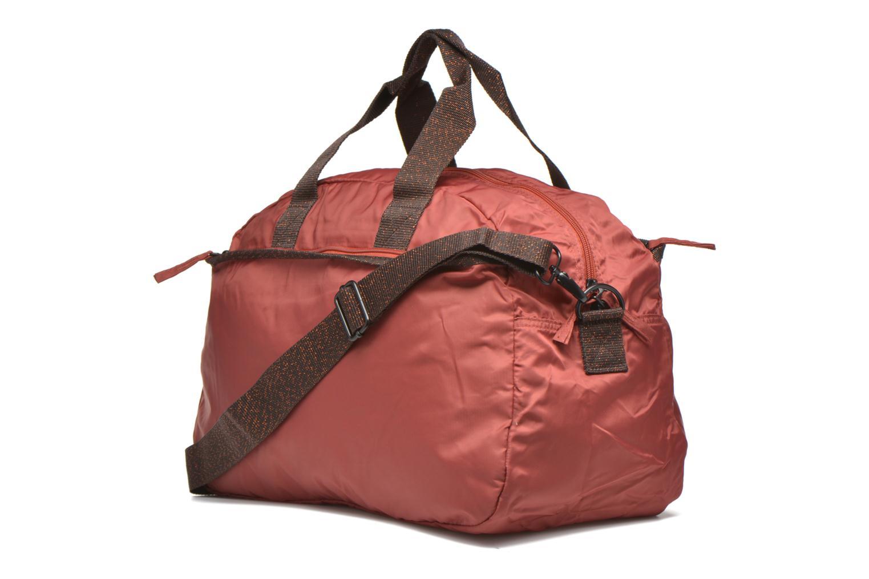 Sacs de sport Bensimon Sport Bag Orange vue droite