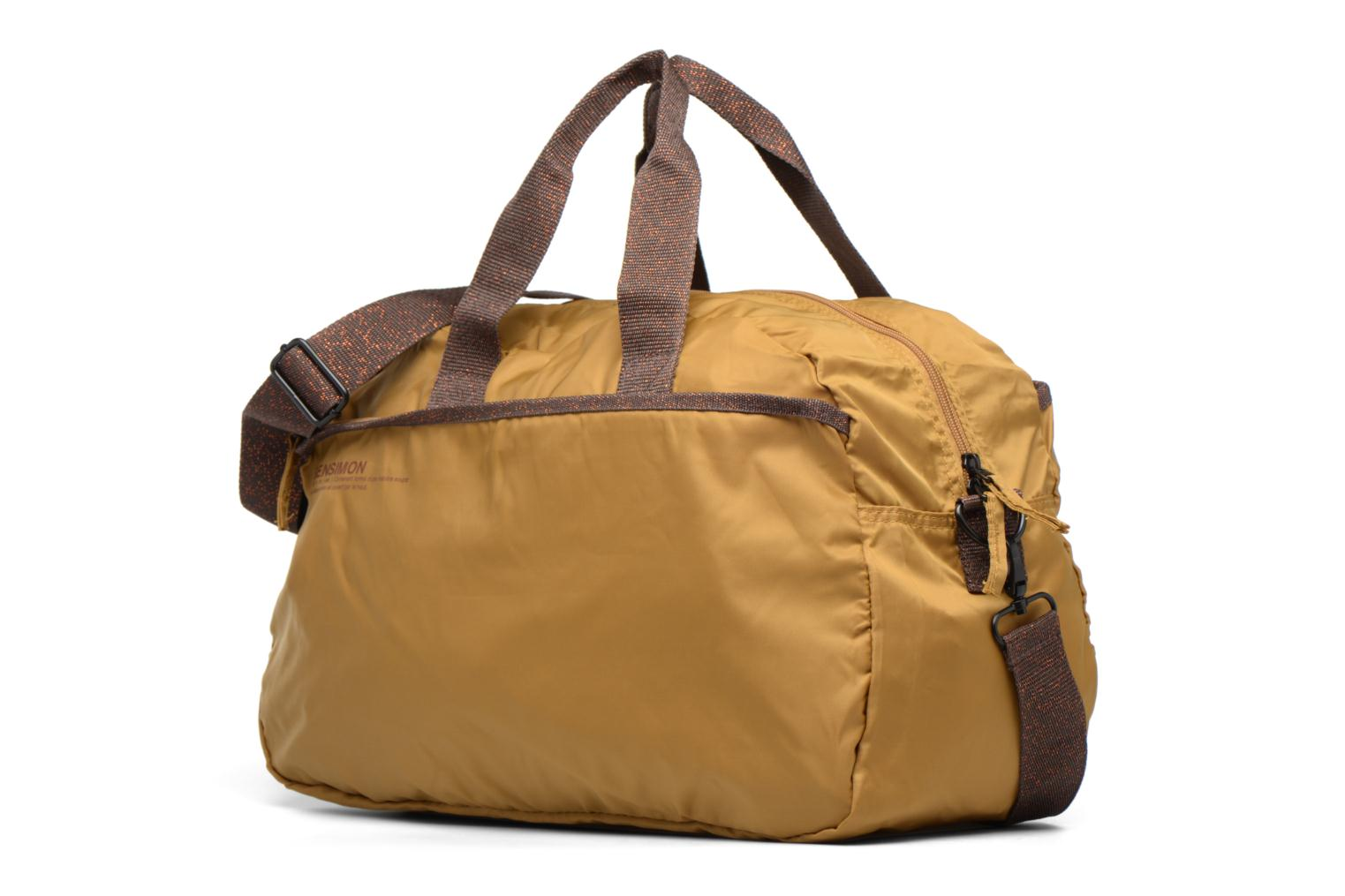 Sports bags Bensimon Sport Bag Yellow model view