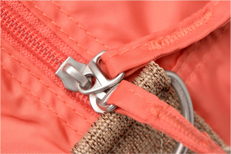 Sporttaschen Bensimon Sport Bag rosa ansicht von links