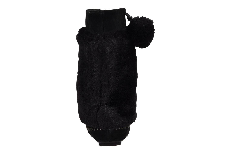 Miniiroquois Noir