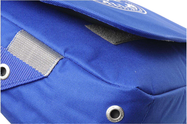 Porta PC Converse Messenger Bag Azzurro immagine sinistra