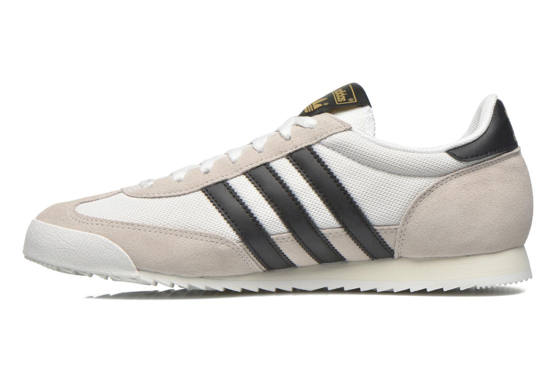 Sneakers Adidas Originals Dragon Wit voorkant