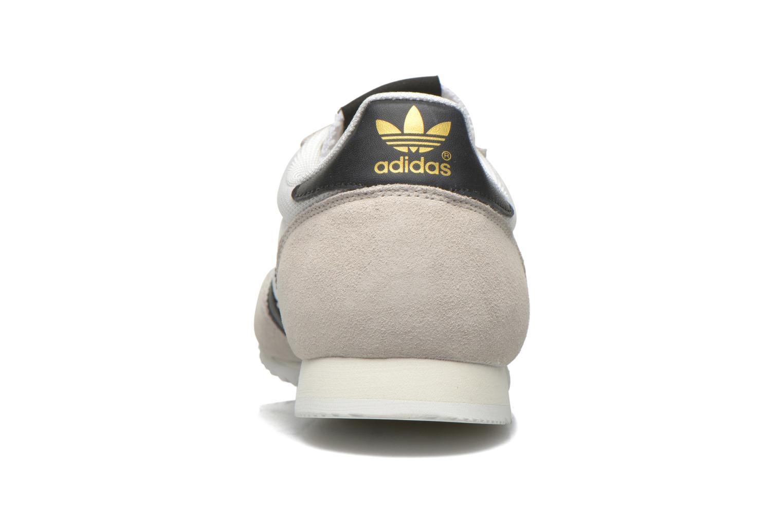 Sneakers Adidas Originals Dragon Wit rechts