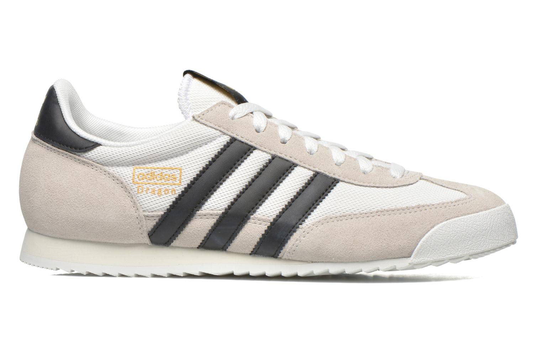 Sneakers Adidas Originals Dragon Wit achterkant
