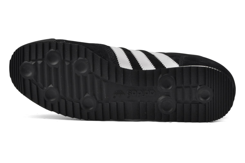 Baskets Adidas Originals Dragon Noir vue haut