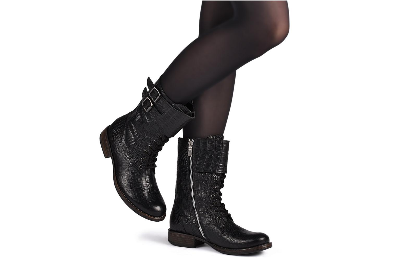 Boots en enkellaarsjes Espace Oudinot Zwart onder