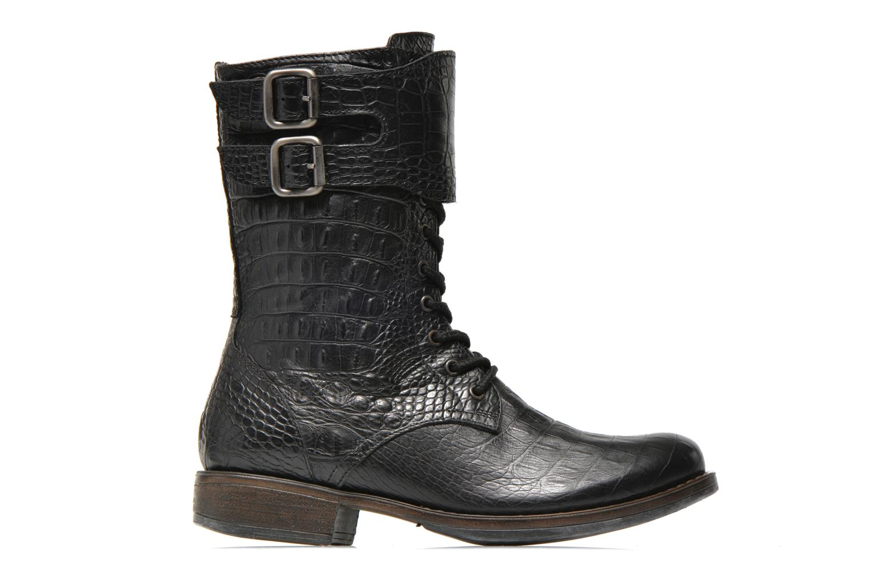 Boots en enkellaarsjes Espace Oudinot Zwart achterkant