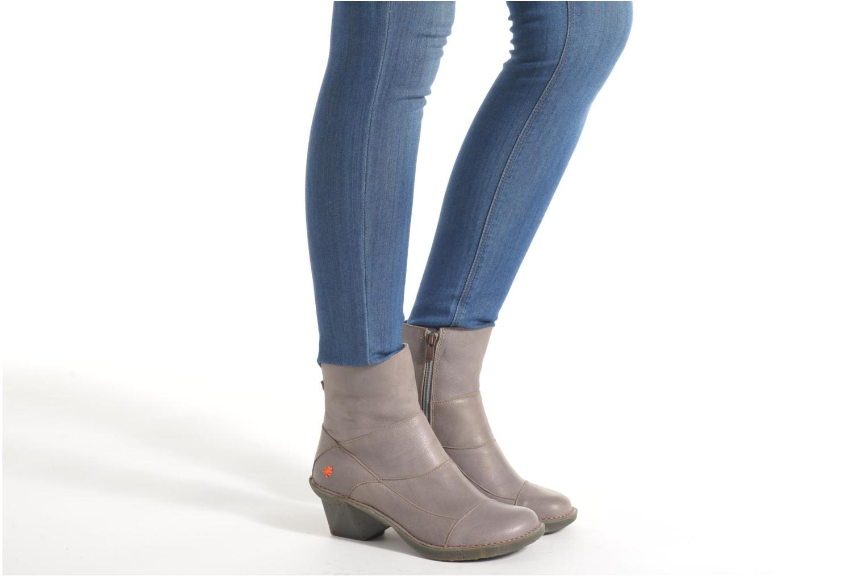 Bottines et boots Art Oteiza 621 Marron vue bas / vue portée sac
