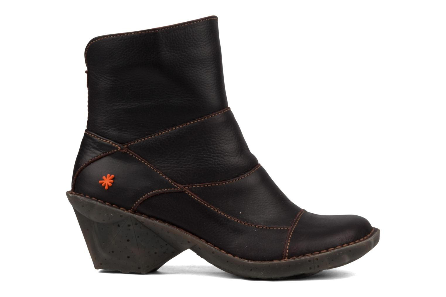 Ankle boots Art Oteiza 621 Brown back view