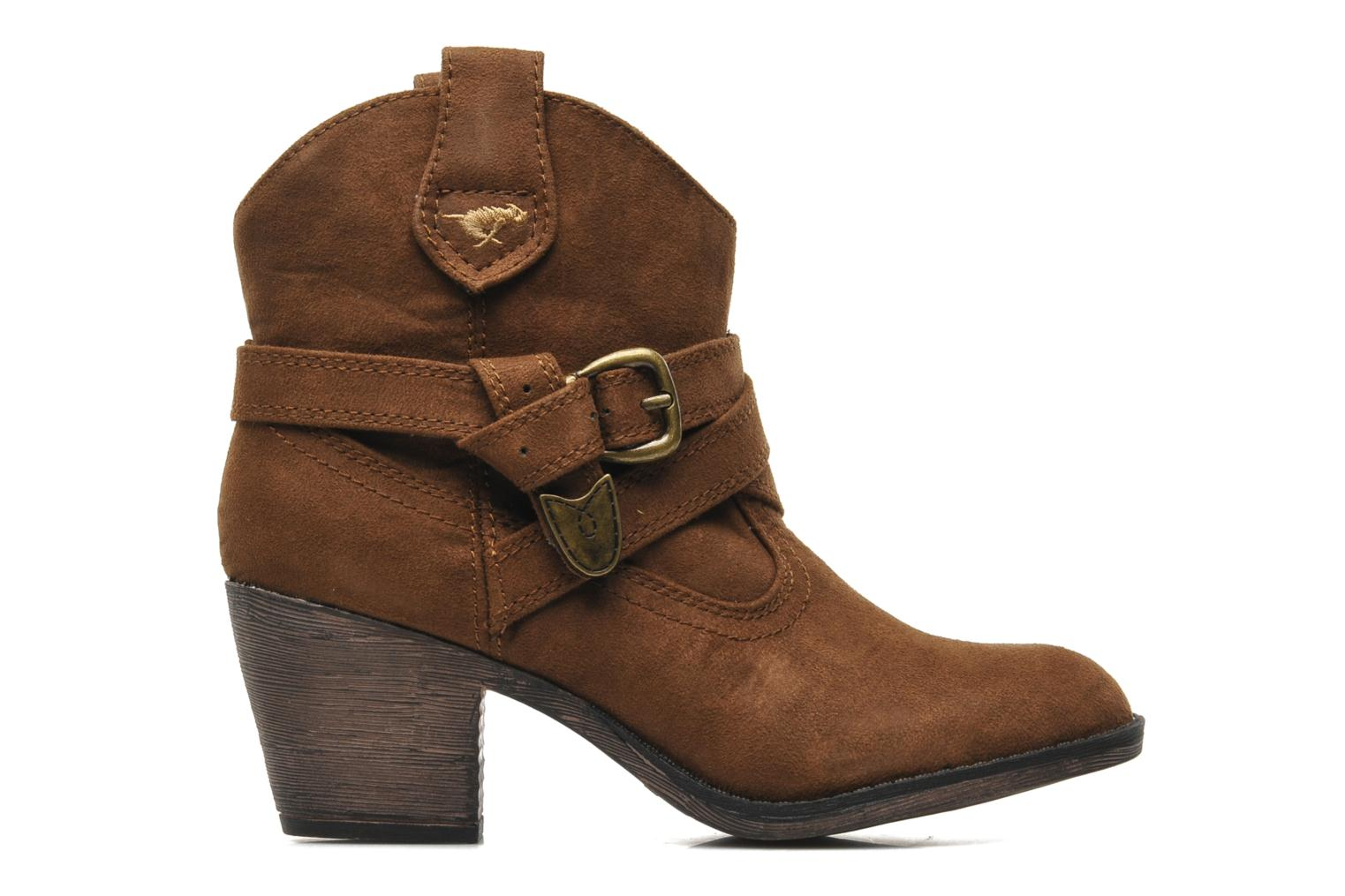 Ankle boots Rocket Dog Satire Brown back view
