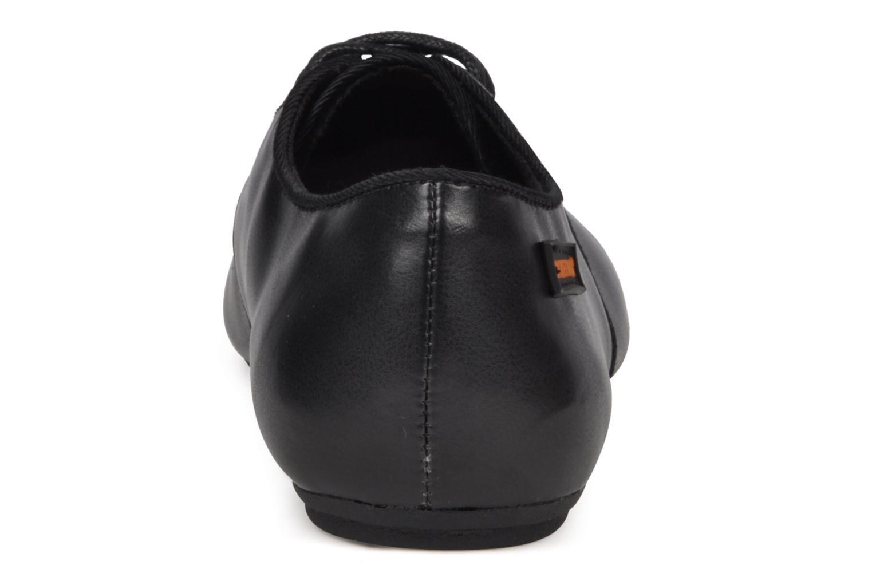 Chaussures à lacets Rocket Dog Boris Tspu Noir vue droite