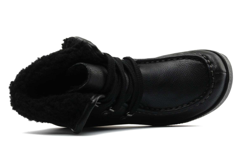Stiefeletten & Boots Rocket Dog Bonfire schwarz ansicht von links