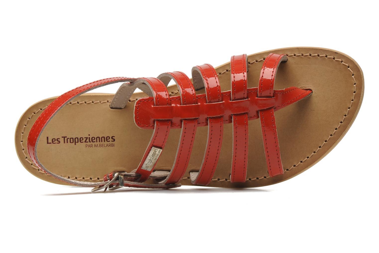 Sandali e scarpe aperte Les Tropéziennes par M Belarbi Herisson Rosso immagine sinistra