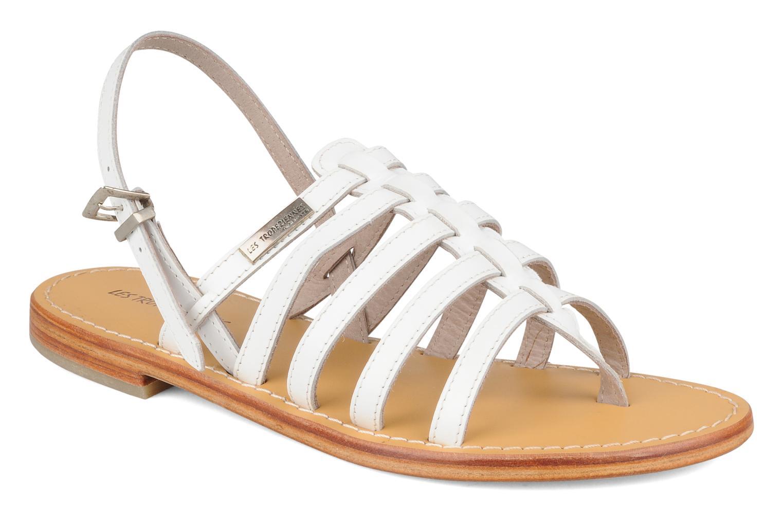Sandali e scarpe aperte Les Tropéziennes par M Belarbi Herisson Bianco vedi dettaglio/paio