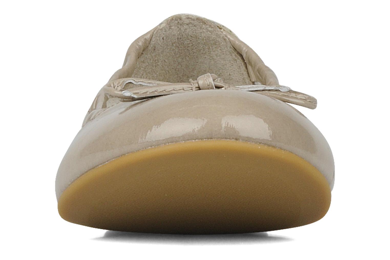 Ballerinas Unisa Tresy grau schuhe getragen