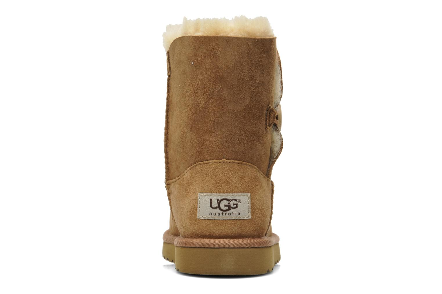 button UGG UGG Chestnut bailey Kid's Kid's TTaIr