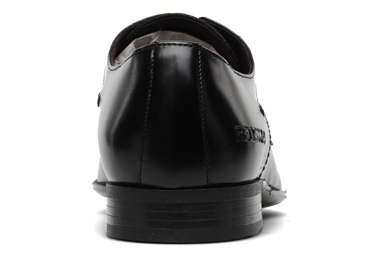 Chaussures à lacets Redskins Hello Noir vue droite
