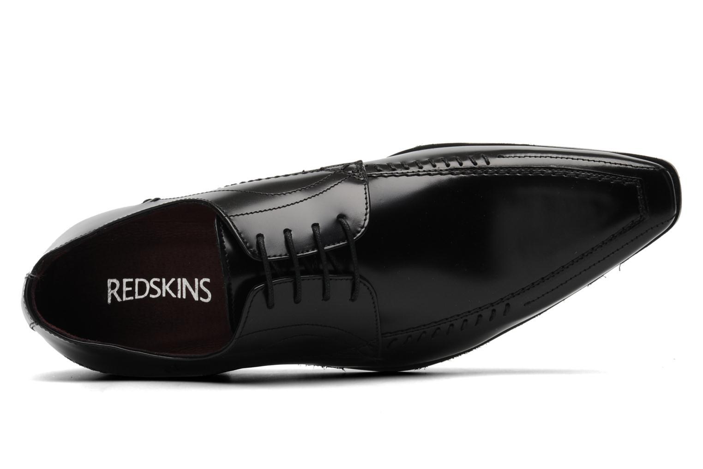Chaussures à lacets Redskins Hello Noir vue gauche