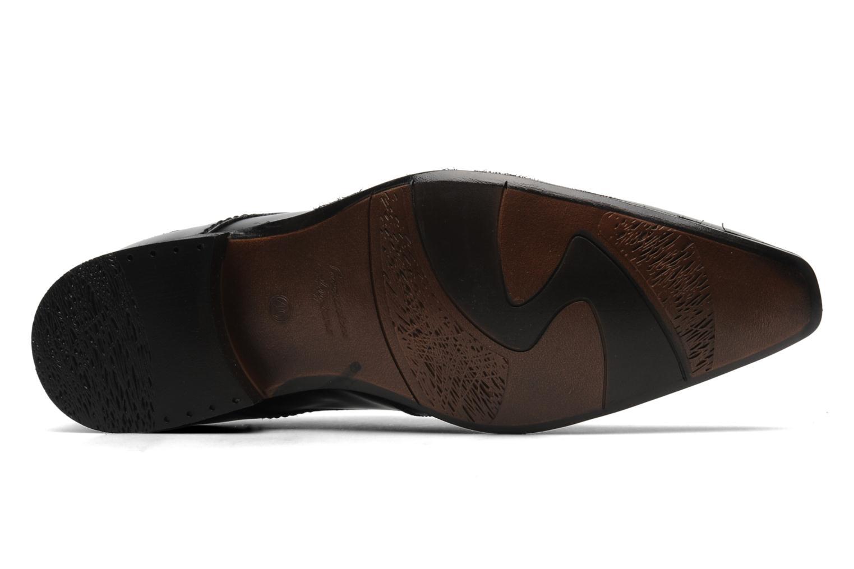 Chaussures à lacets Redskins Hello Noir vue haut