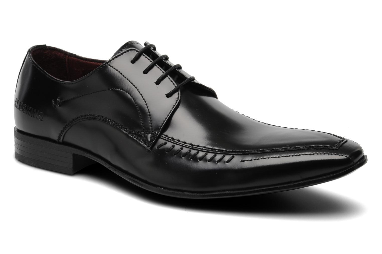 Chaussures à lacets Redskins Hello Noir vue détail/paire
