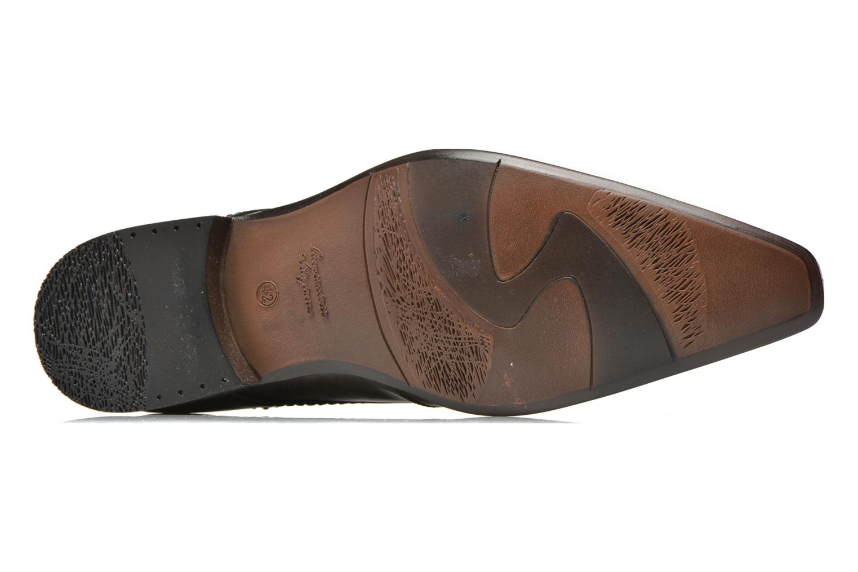 Zapatos con cordones Redskins Hello Gris vista de arriba