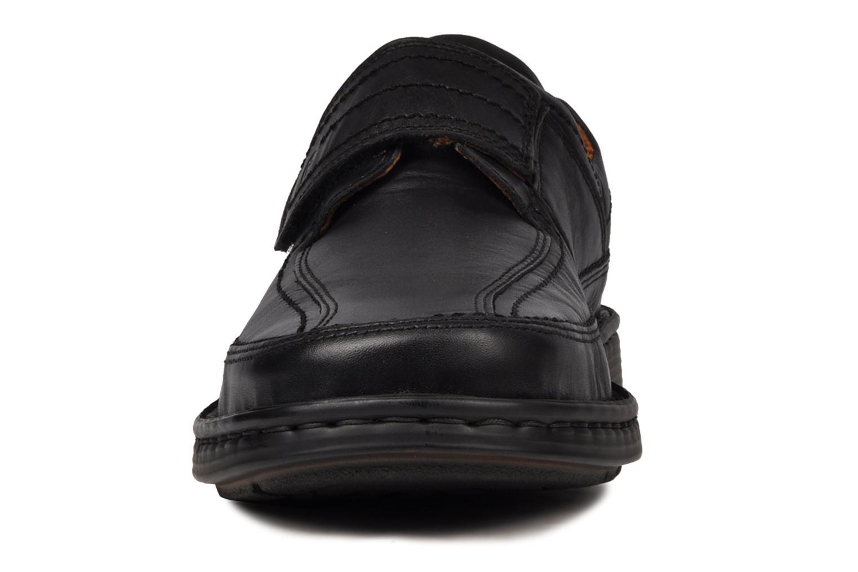 Chaussures à scratch Josef Seibel Bradfjord 06 Noir vue portées chaussures
