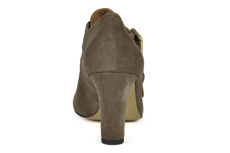 Bottines et boots Avril Gau Flash Gris vue droite