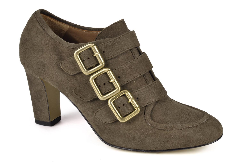 Bottines et boots Avril Gau Flash Gris vue détail/paire